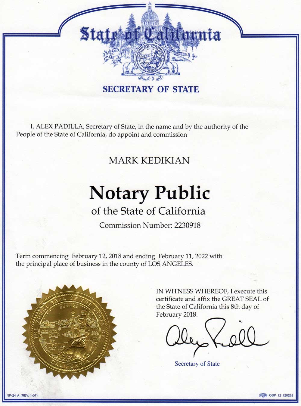 Marco | Notary